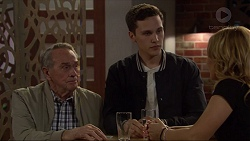 Doug Willis, Josh Willis, Steph Scully in Neighbours Episode 7267