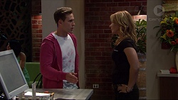 Aaron Brennan, Steph Scully in Neighbours Episode 7267