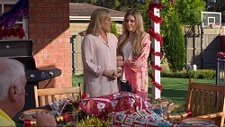 Lou Carpenter, Lauren Turner, Amber Turner in Neighbours Episode 7268