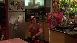 Kyle Canning, Sheila Canning in Neighbours Episode 7268