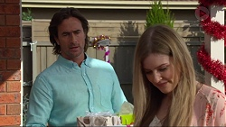 Brad Willis, Amber Turner in Neighbours Episode 7268