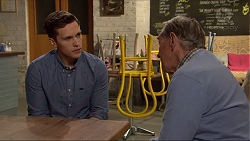 Josh Willis, Doug Willis in Neighbours Episode 7268