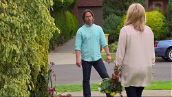 Brad Willis, Lauren Turner in Neighbours Episode 7268