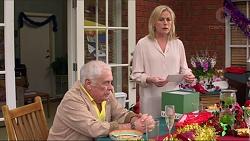 Lou Carpenter, Lauren Turner in Neighbours Episode 7269