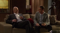 Tim Collins, Paul Robinson in Neighbours Episode 7269