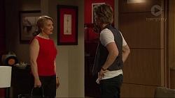Sue Parker, Daniel Robinson in Neighbours Episode 7269