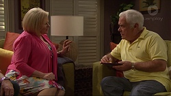 Sheila Canning, Lou Carpenter in Neighbours Episode 7269