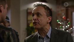 Mark Brennan, Stanley Neve in Neighbours Episode 7269