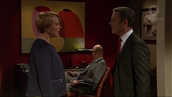 Sue Parker, Tim Collins, Paul Robinson in Neighbours Episode 7269