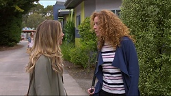 Sonya Mitchell, Belinda Bell in Neighbours Episode 7270
