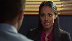 Mark Brennan, Shay Daeng in Neighbours Episode 7270