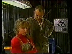Charlene Robinson, Jim Robinson in Neighbours Episode 0770