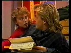 Charlene Robinson, Scott Robinson in Neighbours Episode 0770