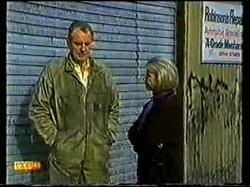 Jim Robinson, Helen Daniels in Neighbours Episode 0770