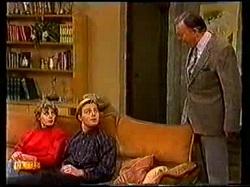 Charlene Robinson, Scott Robinson, Dan Ramsay in Neighbours Episode 0770