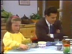 Katie Landers, Paul Robinson in Neighbours Episode 0771