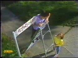 Todd Landers, Katie Landers in Neighbours Episode 0771