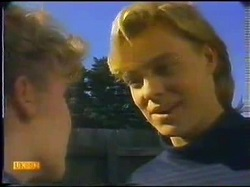Charlene Robinson, Scott Robinson in Neighbours Episode 0771