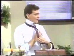 Des Clarke in Neighbours Episode 0774