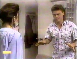 Gail Robinson, Henry Ramsay in Neighbours Episode 0869