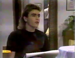 Nick Page in Neighbours Episode 0869