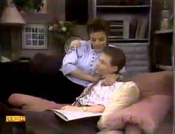 Gail Robinson, Paul Robinson in Neighbours Episode 0869