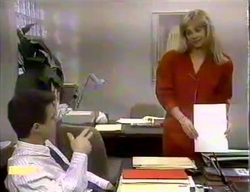 Paul Robinson, Jane Harris in Neighbours Episode 0870