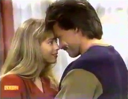 Jane Harris, Mark Granger in Neighbours Episode 0871