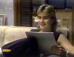 Nick Page in Neighbours Episode 0872