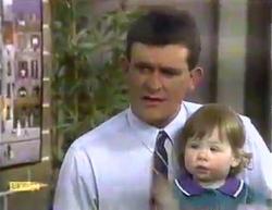 Des Clarke, Jamie Clarke in Neighbours Episode 0872