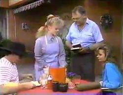 Sharon Davies, Harold Bishop in Neighbours Episode 0872