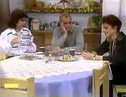 Beverly Marshall, Jim Robinson, Gail Robinson in Neighbours Episode 0872