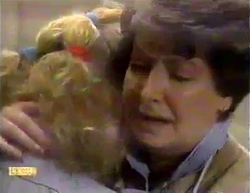 Sharon Davies, Edith Chubb in Neighbours Episode 0873