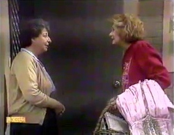 Edith Chubb, Madge Bishop in Neighbours Episode 0873