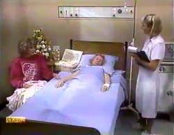 Madge Bishop, Helen Daniels in Neighbours Episode 0873