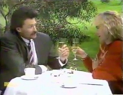 Mark Granger, Jane Harris in Neighbours Episode 0874