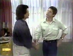 Mark Granger, Joe Mangel in Neighbours Episode 0876