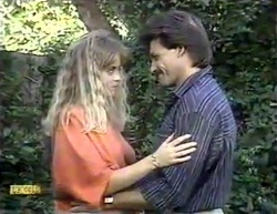 Jane Harris, Mark Granger in Neighbours Episode 0876