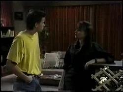 Todd Landers, Cody Willis in Neighbours Episode 1396