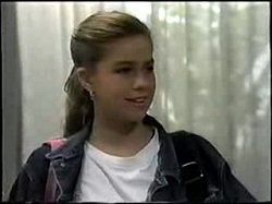 Lucy Robinson in Neighbours Episode 1396