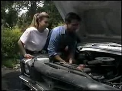 Lucy Robinson, Glen Donnelly in Neighbours Episode 1396