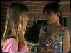 Melissa Jarrett, Cody Willis in Neighbours Episode 1396