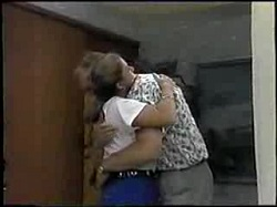 Lucy Robinson, Jim Robinson in Neighbours Episode 1396