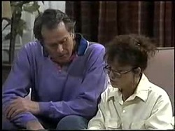 Doug Willis, Pam Willis in Neighbours Episode 1396