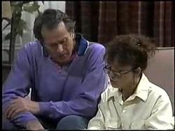 Doug Willis, Pam Willis in Neighbours Episode 1396