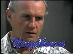 Jim Robinson in Neighbours Episode 1396