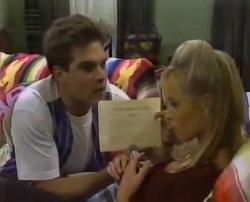 Mark Gottlieb, Annalise Hartman in Neighbours Episode 2110