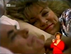 Lou Carpenter, Cheryl Stark in Neighbours Episode 2146