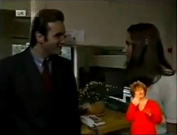 John Muir, Sally Pritchard in Neighbours Episode 2146