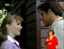 Debbie Martin, Andrew MacKenzie in Neighbours Episode 2147